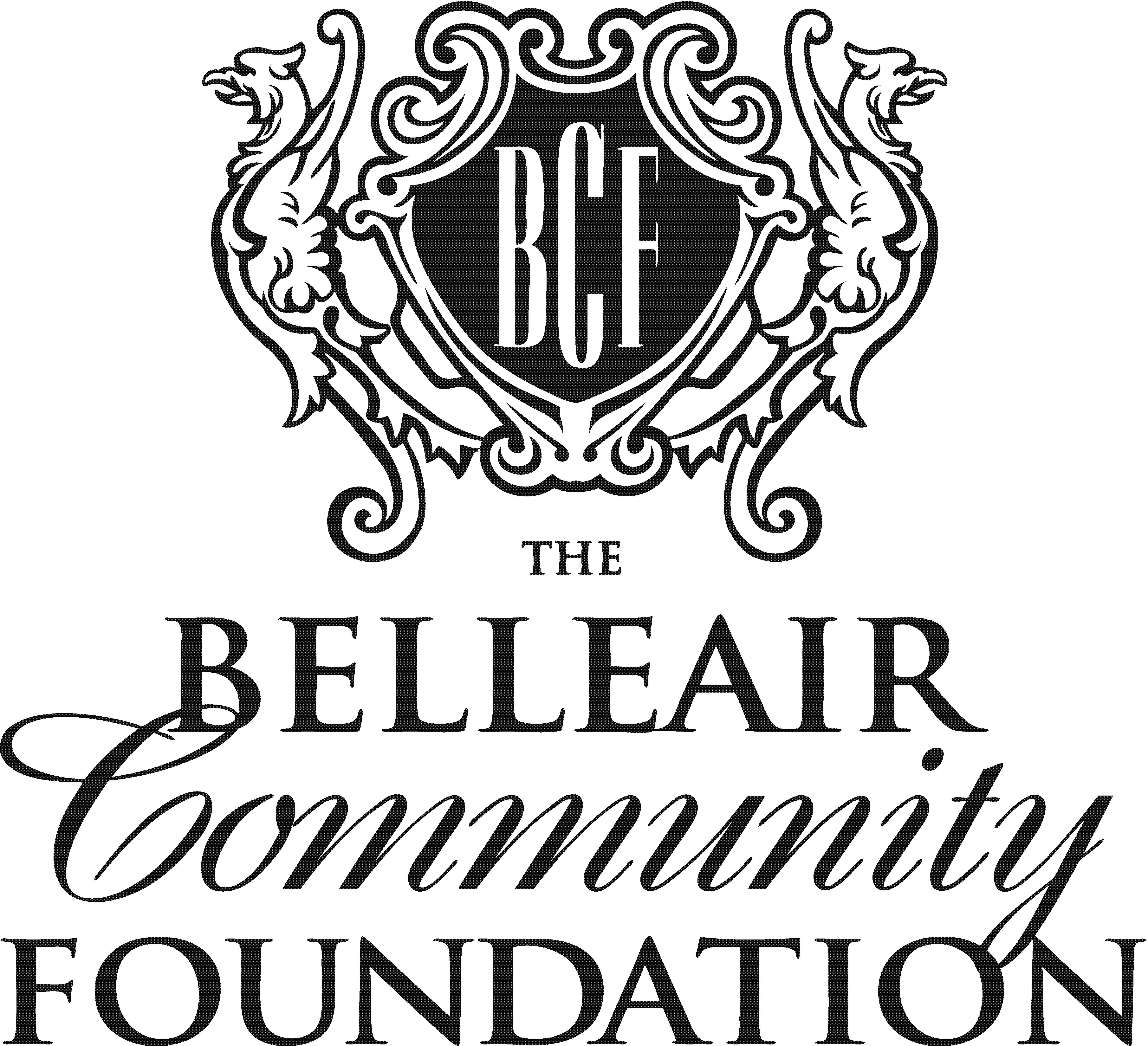 "Belleair Community Foundation Logo that reads: ""BCF Belleair Community Foundation"""