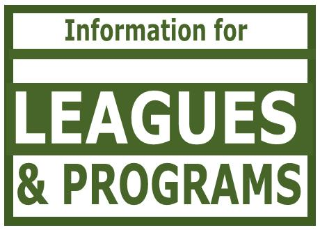 Leagues and Programs Information
