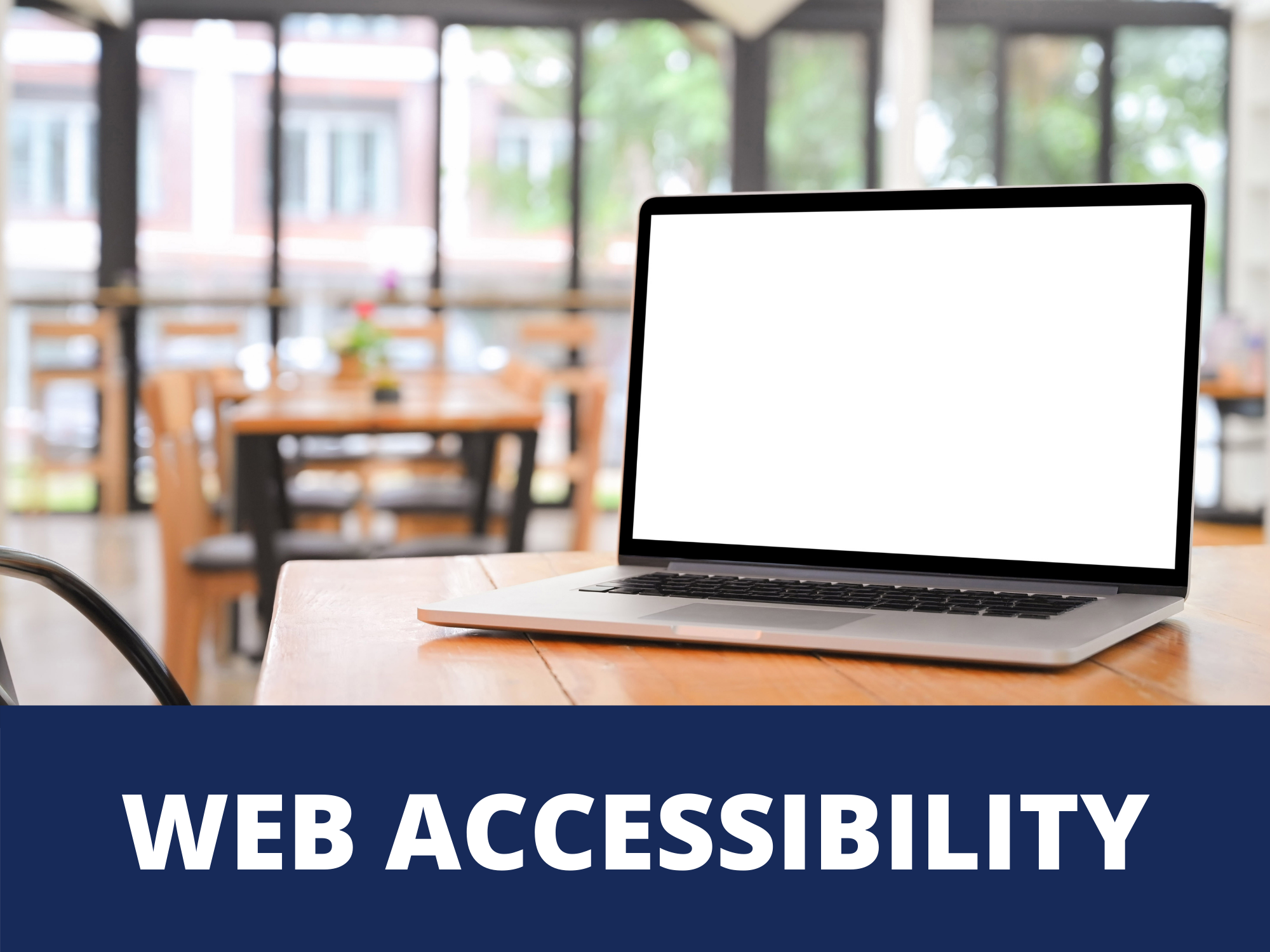 Visit Belleair's web page on website accessibility efforts and tools